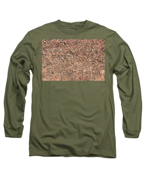 Long Sleeve T-Shirt featuring the photograph Rocky Beach 3 by Nicola Nobile