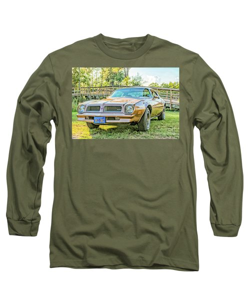 Rocky Front Long Sleeve T-Shirt by Brian Wright