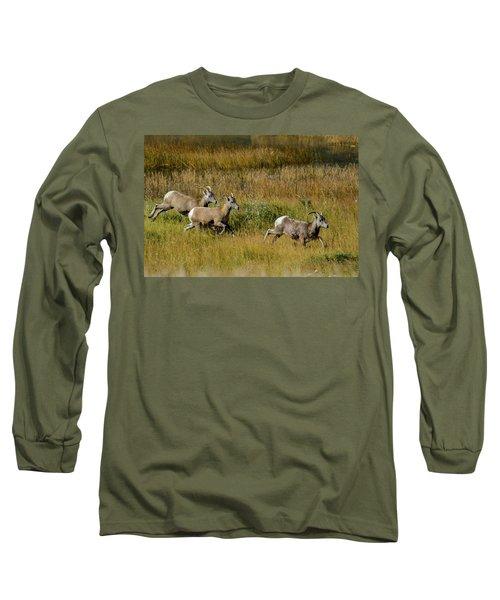 Rocky Mountain Goats 7410 Long Sleeve T-Shirt