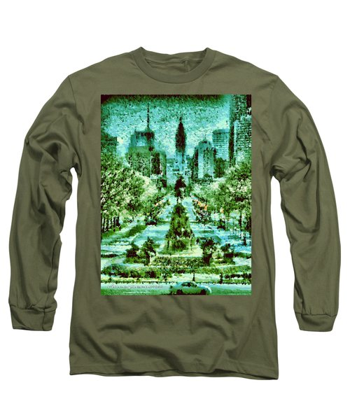 Rocky's View Long Sleeve T-Shirt