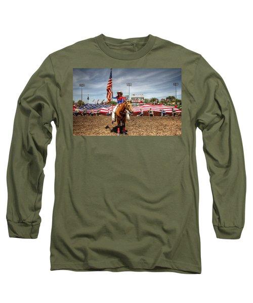 Rodeo Queen Long Sleeve T-Shirt