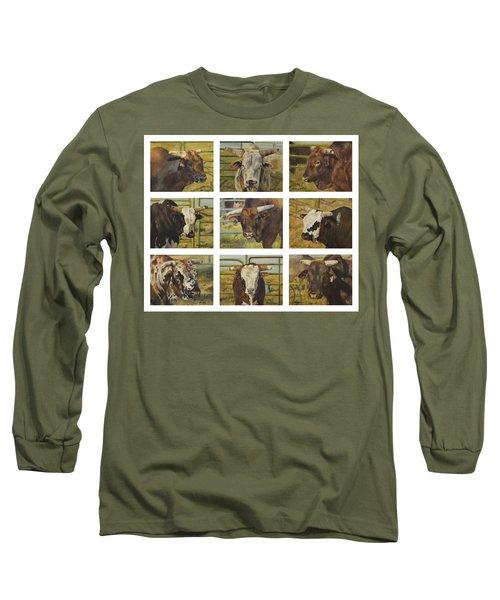Rodeo Royalty Long Sleeve T-Shirt