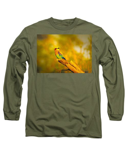 Roller Long Sleeve T-Shirt by Patrick Kain