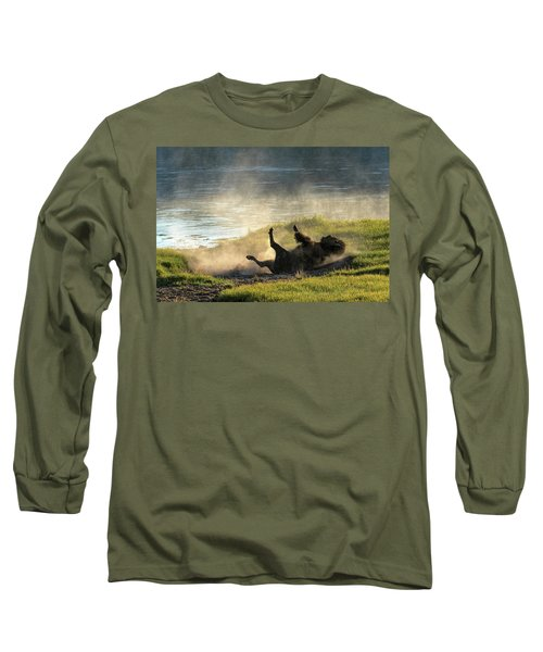 Rolling Long Sleeve T-Shirt