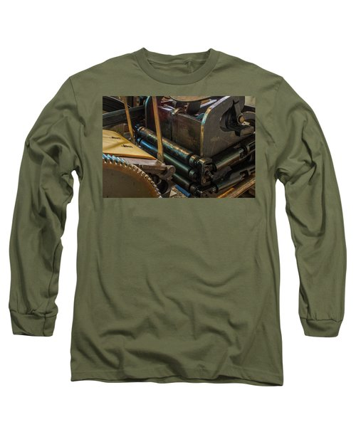 Rolling In Ink Long Sleeve T-Shirt