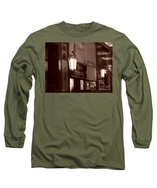 Romantica Parigi Long Sleeve T-Shirt