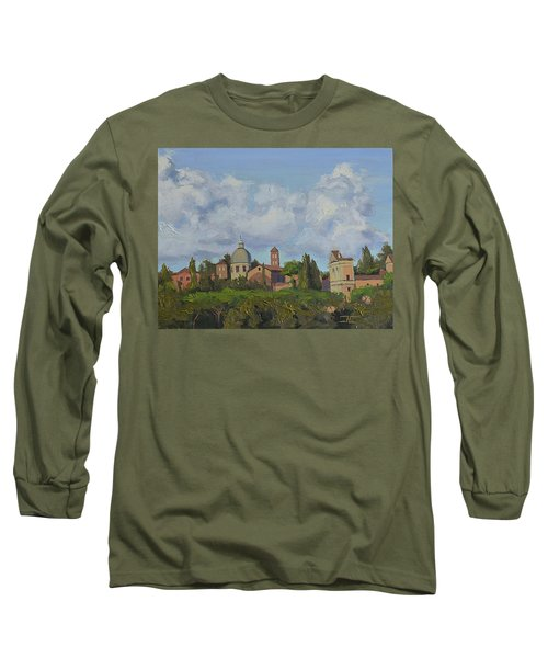 Rome Afternoon Long Sleeve T-Shirt
