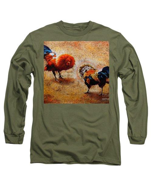 R O O S T E R S  .  S C E N E Long Sleeve T-Shirt