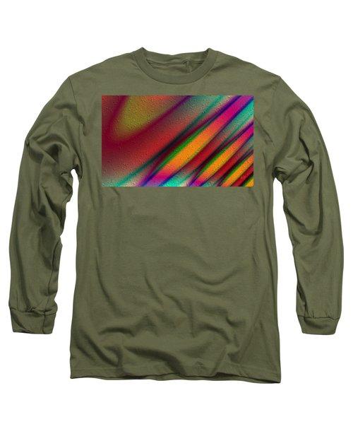 Rosa Y Oro Long Sleeve T-Shirt