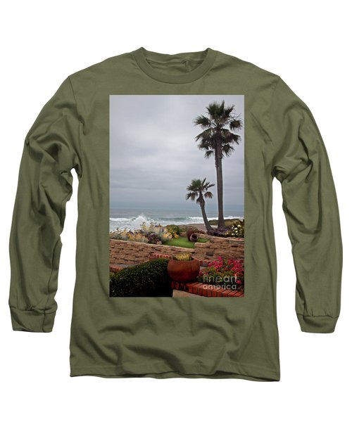 Rosarito Beach Long Sleeve T-Shirt by Ivete Basso Photography