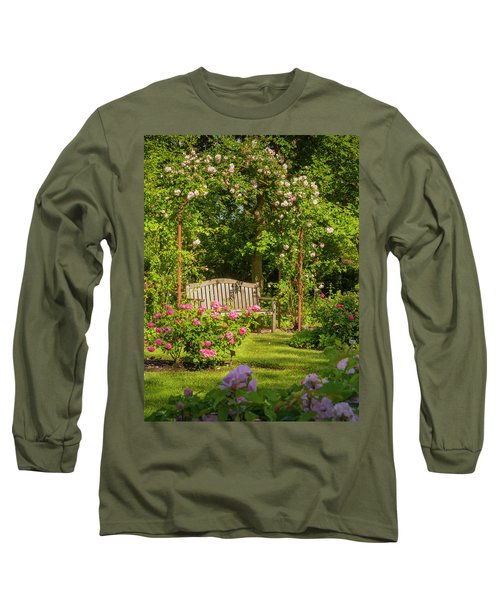 Rose Arbor Long Sleeve T-Shirt