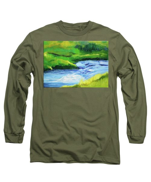 Rose Creek Summer Long Sleeve T-Shirt