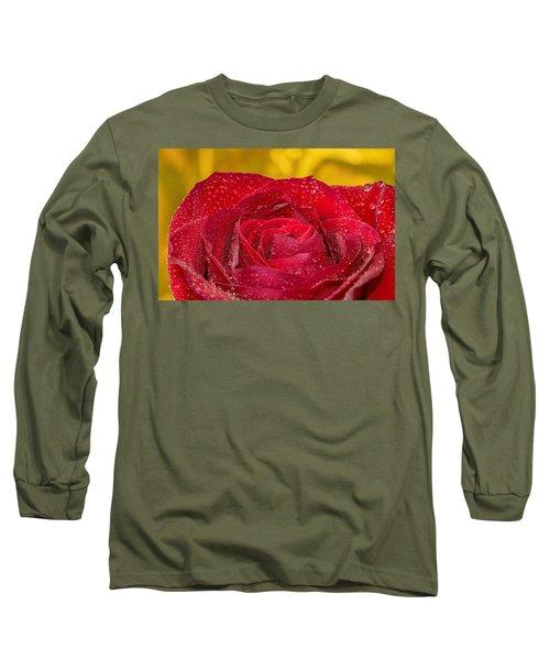 Rose N Gold Long Sleeve T-Shirt