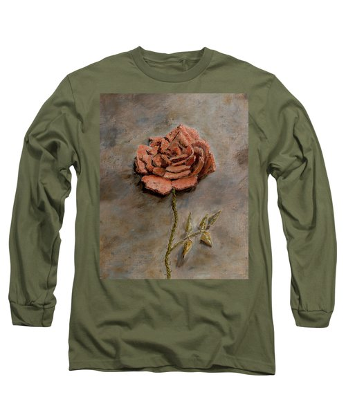 Rose Of Regeneration - Small Long Sleeve T-Shirt