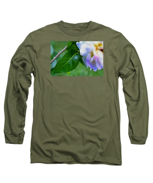 Rose Pedals Long Sleeve T-Shirt