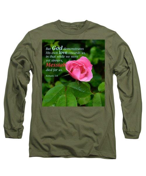 No Greater Love Long Sleeve T-Shirt
