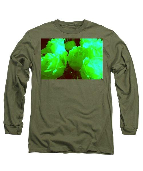 Roses #8 Long Sleeve T-Shirt