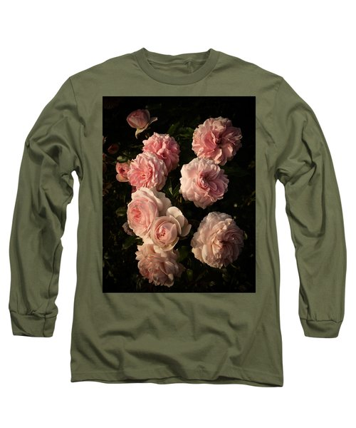 Roses Aug 2017 Long Sleeve T-Shirt