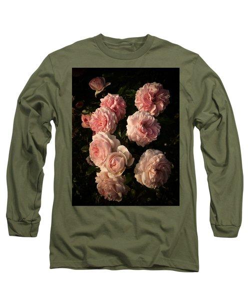 Roses Aug 2017 Long Sleeve T-Shirt