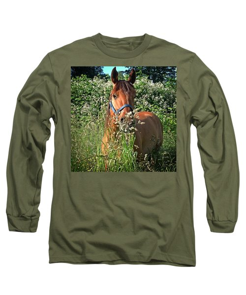 Rosey's Heaven Long Sleeve T-Shirt