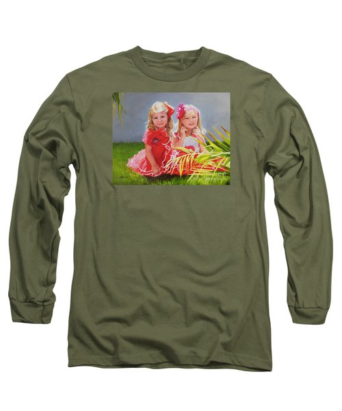 Rosie And Jaz Long Sleeve T-Shirt