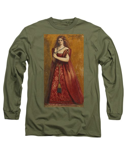 Rosso Vestita  Long Sleeve T-Shirt