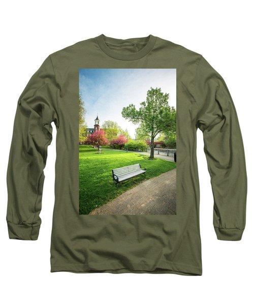 Rotary Park - Busiel Mill  Long Sleeve T-Shirt