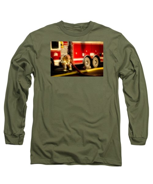 Rough Day Long Sleeve T-Shirt