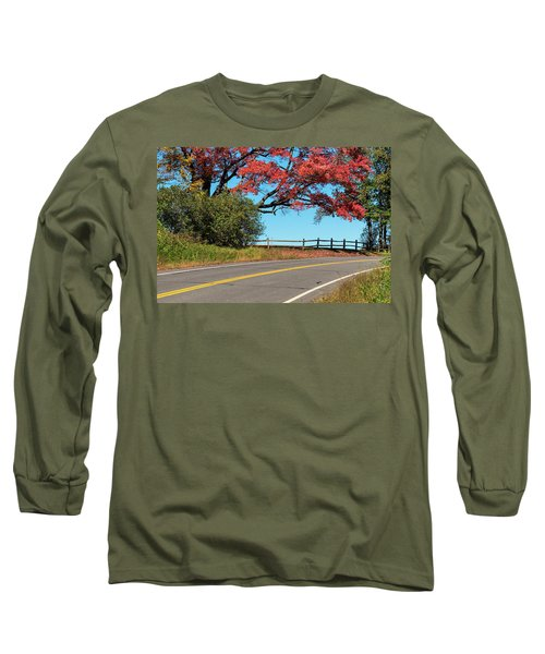 Route 5 Color Long Sleeve T-Shirt