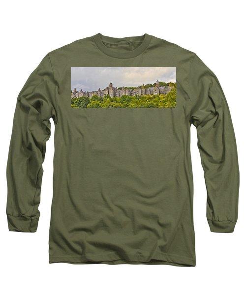 Rows Long Sleeve T-Shirt