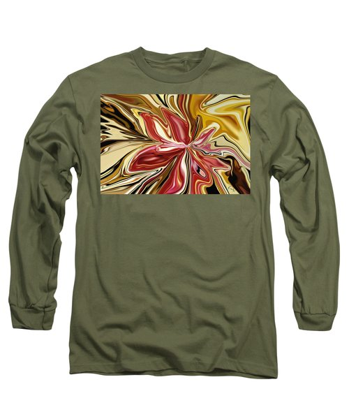 Royal Orchid Long Sleeve T-Shirt