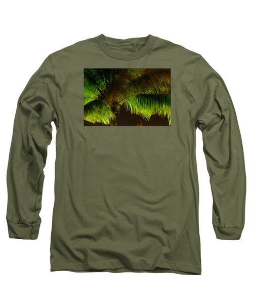 Royal Palm Night Out Long Sleeve T-Shirt