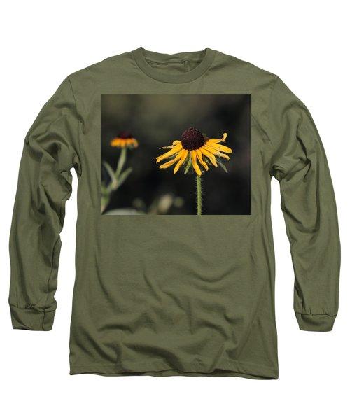 Rudbeckia Hirta Long Sleeve T-Shirt
