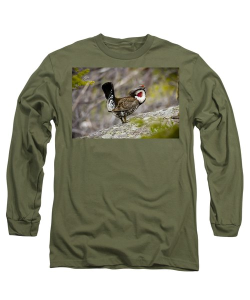 Ruffled Grouse Long Sleeve T-Shirt