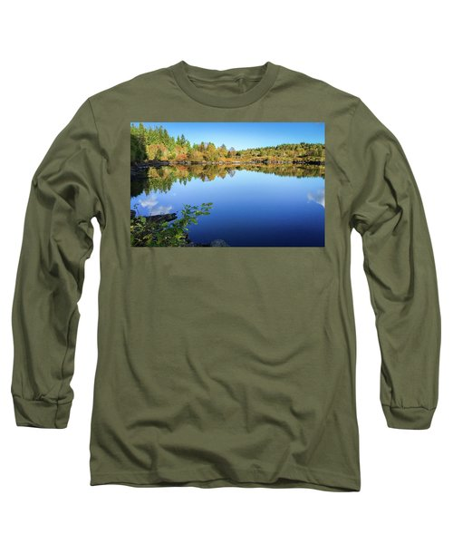 Ruminating The Fall Long Sleeve T-Shirt
