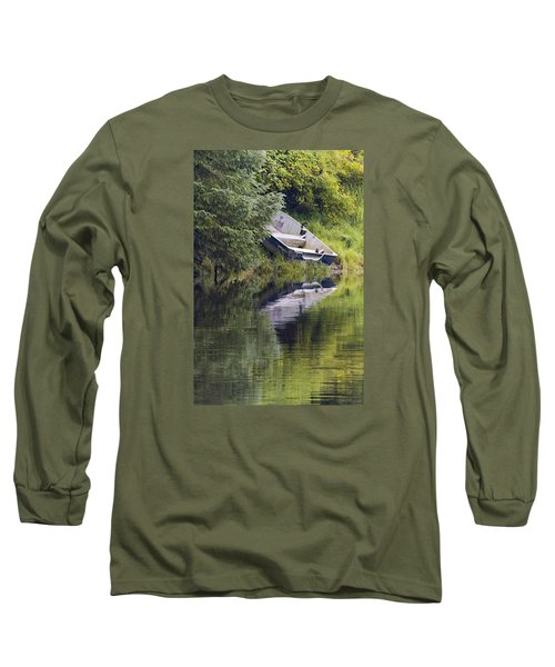 Run Aground Long Sleeve T-Shirt