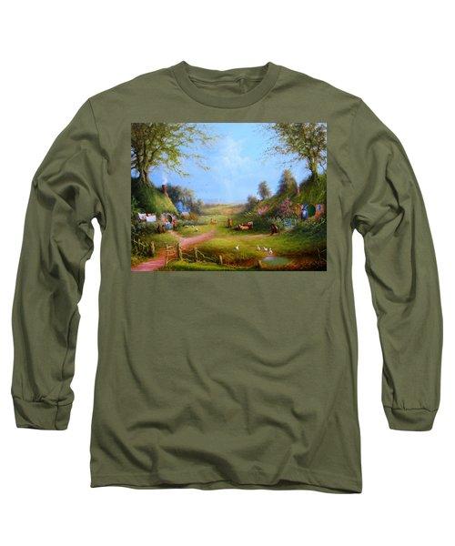 Running Late Long Sleeve T-Shirt