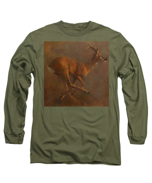 Running Roe Long Sleeve T-Shirt