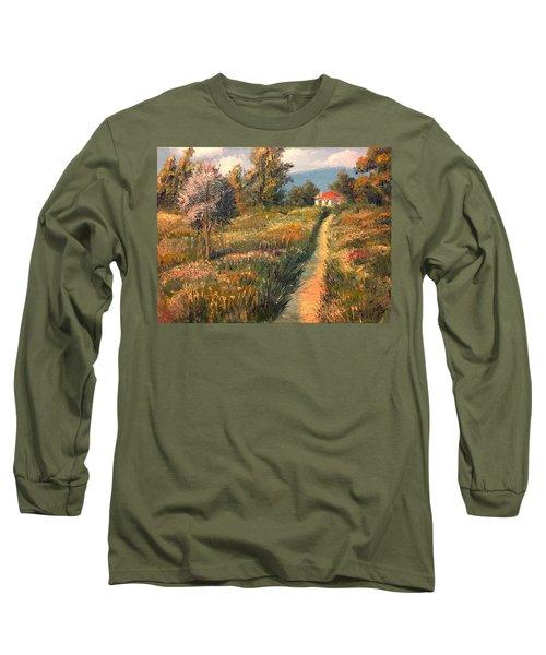 Rural Idyll Long Sleeve T-Shirt