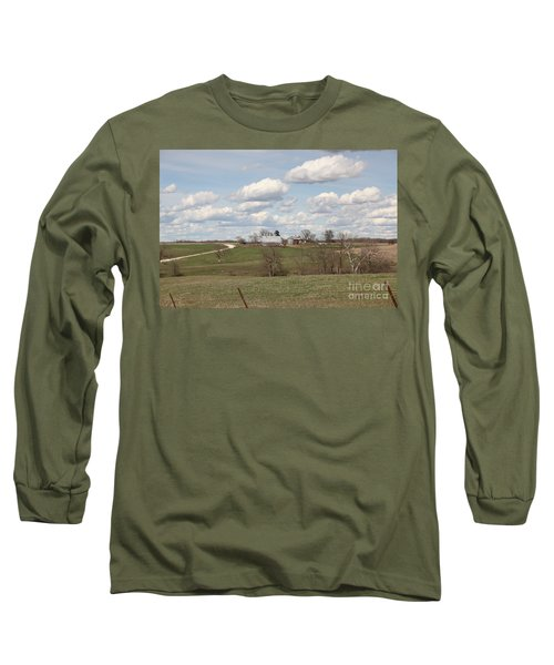 Rural Randolph County Long Sleeve T-Shirt
