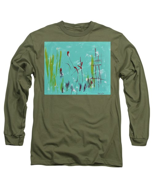 Rushes And Reeds Long Sleeve T-Shirt