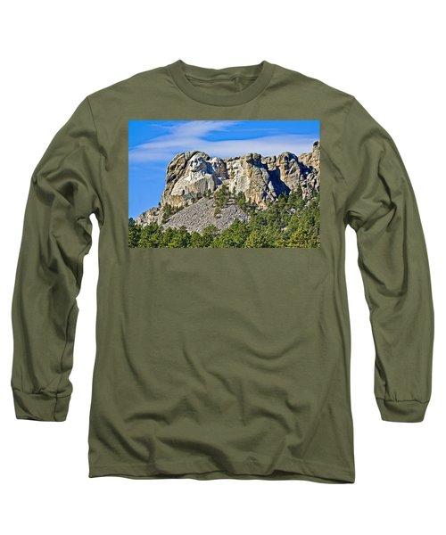 Rushmore Long Sleeve T-Shirt