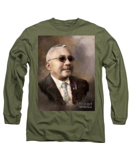 Russell G. Long Sleeve T-Shirt