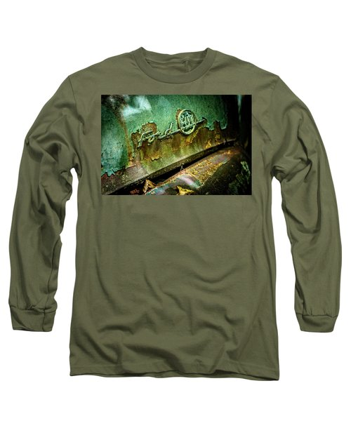 Rusted Ford Long Sleeve T-Shirt