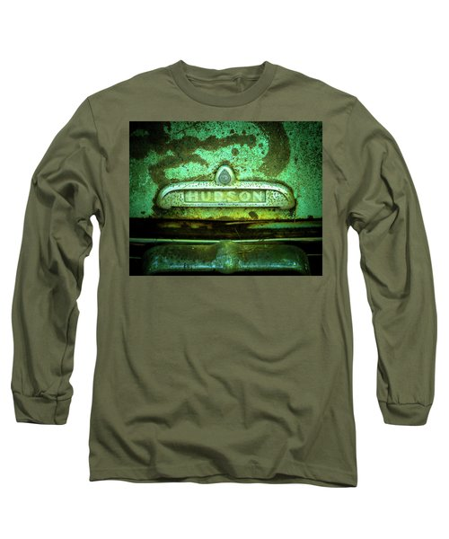 Rusted Hudson Long Sleeve T-Shirt