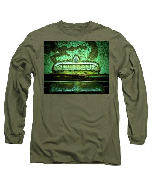 Rusted Hudson Long Sleeve T-Shirt