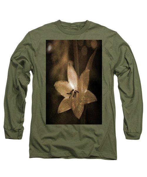 Rustic Bloom Long Sleeve T-Shirt