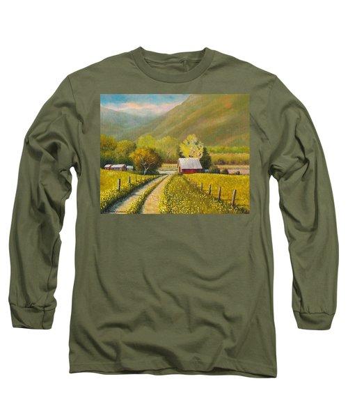 Rustic Road Long Sleeve T-Shirt