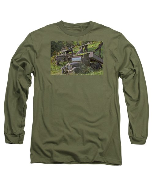 Rusting Out Long Sleeve T-Shirt