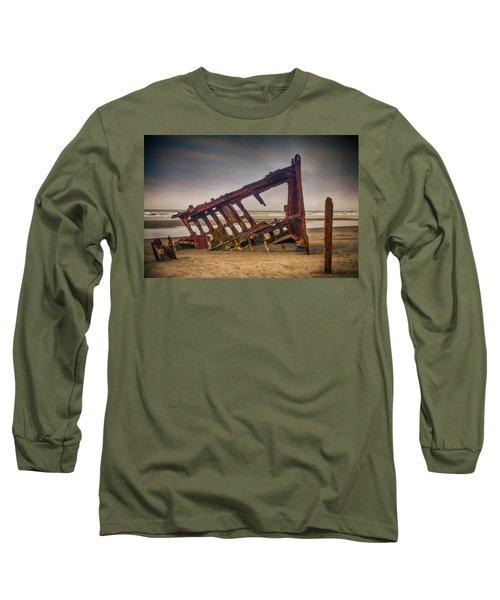 Rusty Shipwreck Long Sleeve T-Shirt